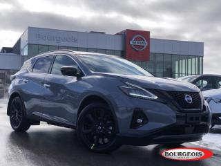 New 2021 Nissan Murano Midnight Edition for sale in Midland, ON