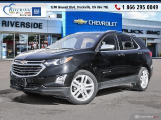 Used 2021 Chevrolet Equinox Premier for sale in Brockville, ON