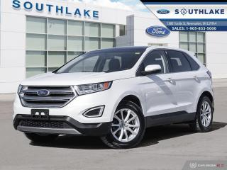 Used 2017 Ford Edge Titanium for sale in Newmarket, ON