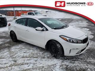 Used 2017 Kia Forte EX Push Button Start | Rear Vision Camera | +Snow Tires for sale in Stratford, ON