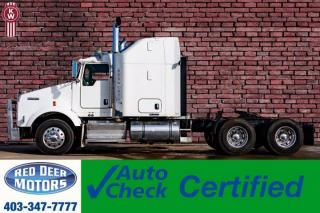 Used 2015 Kenworth T800 T/A Tractor Sleeper Heavy Spec for sale in Red Deer, AB