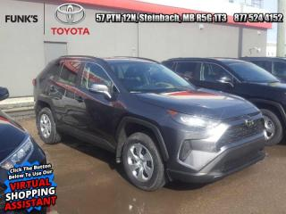 New 2021 Toyota RAV4 LE AWD   - Heated Seats, Two Way Long Range Remote Start included for sale in Steinbach, MB