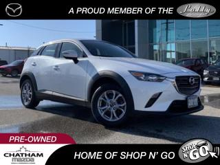 Used 2019 Mazda CX-3 GS for sale in Chatham, ON
