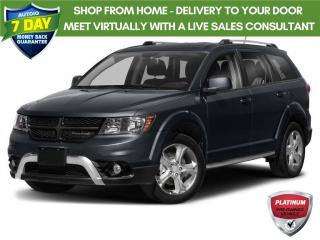 Used 2018 Dodge Journey Crossroad 1 owner trade for sale in St. Thomas, ON