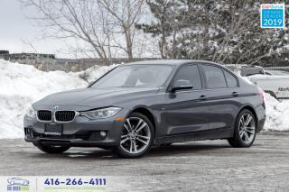 Used 2013 BMW 3 Series 328i xDrive|Sport line|Navi|Red Interior| for sale in Bolton, ON