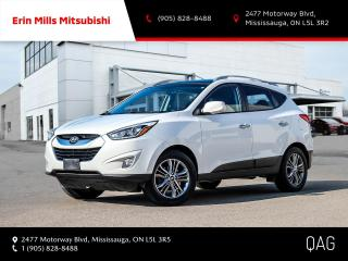 Used 2015 Hyundai Tucson GLS FWD at for sale in Mississauga, ON