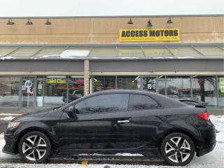 Used 2013 Kia Forte Koup for sale in North York, ON