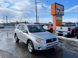 Used 2007 Toyota RAV4 4X4*V6*LEATHER*STEREO*AS IS SPECIAL for sale in London, ON