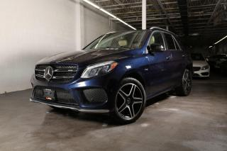 Used 2018 Mercedes-Benz GLE 43 AMG for sale in North York, ON