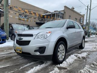 Used 2015 Chevrolet Equinox AWD 4DR LS for sale in Scarborough, ON