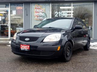 Used 2007 Kia Rio 4DR SDN AUTO EX for sale in Bowmanville, ON