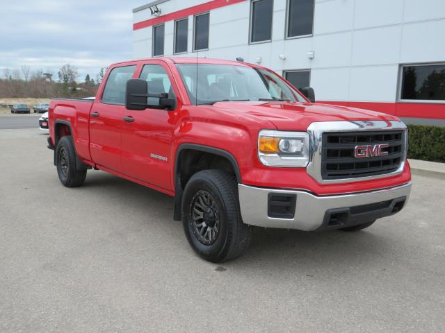 2015 GMC Sierra 1500 Crew Cab 5.3L with LOW KM!!