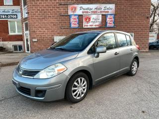 Used 2009 Nissan Versa 1.8L/AUTOMATIC/SAFETY INCLUDED for sale in Cambridge, ON