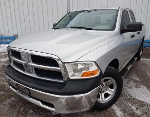 Used 2011 RAM 1500 ST QUAD CAB 4X4 for sale in Kitchener, ON