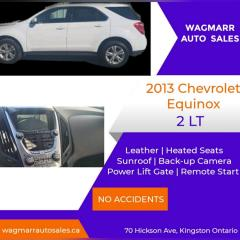 Used 2013 Chevrolet Equinox 2 LT for sale in Kingston, ON