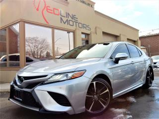 Used 2018 Toyota Camry XSE.Panoramic.Leather.BlindSpot.Radar.LaneAssist for sale in Kitchener, ON