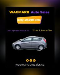Used 2014 Hyundai Accent GL for sale in Kingston, ON