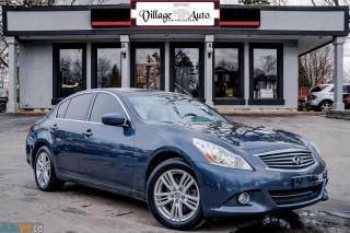Used 2010 Infiniti G37 Luxury for sale in Ancaster, ON