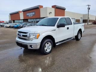 Used 2014 Ford F-150 XL 4x4 SuperCab 145.0 in. WB for sale in Steinbach, MB