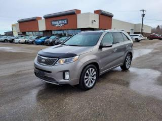 Used 2015 Kia Sorento SX 4dr AWD Sport Utility for sale in Steinbach, MB