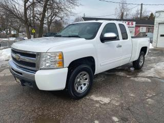 Used 2010 Chevrolet Silverado 1500 LS Cheyenne Edition/Automatic/4x4/Certified for sale in Scarborough, ON
