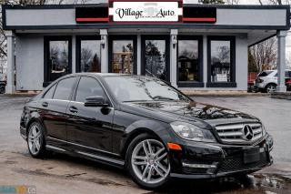 Used 2013 Mercedes-Benz C-Class C 300 for sale in Ancaster, ON