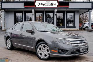 Used 2010 Ford Fusion SE for sale in Ancaster, ON