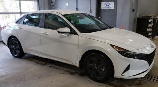 New 2021 Hyundai Elantra HYBRID PREFERRED NO OPTIONS for sale in Port Hawkesbury, NS