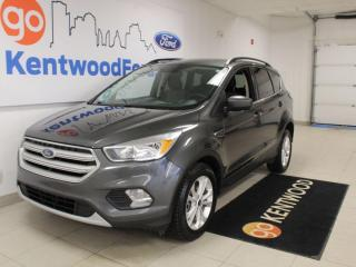 Used 2018 Ford Escape SE | 4WD | Heated Cloth seats | Reverse Camera | Clean carproof for sale in Edmonton, AB