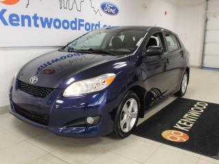 Used 2013 Toyota Matrix Auto | Alloys | Sunroof | Hatchback | One Owner Trade for sale in Edmonton, AB
