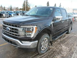 New 2021 Ford F-150 LARIAT | 4x4 | 502a Pkg | Heated/Cooled Leather | 2.7 Ecoboost | Chrome Pkg | NAV for sale in Edmonton, AB