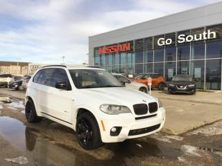 Used 2012 BMW X5 50i, LEATHER, NAVIGATION for sale in Edmonton, AB
