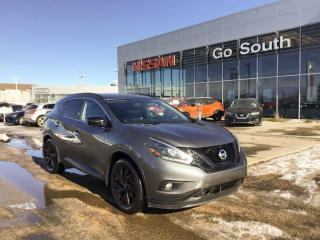 Used 2018 Nissan Murano MIDNIGHT EDITION, AWD, NAVIGATION for sale in Edmonton, AB