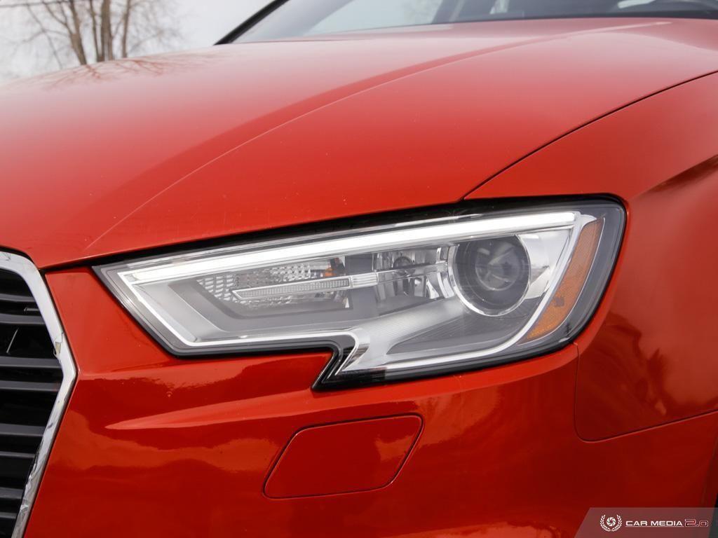2017 Audi A3 2.0T Komfort