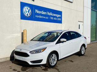 Used 2018 Ford Focus SE AUTO - HTD SEATS / ALLOYS / BLUETOOTH for sale in Edmonton, AB