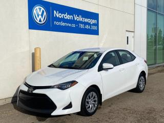 Used 2019 Toyota Corolla CE Auto for sale in Edmonton, AB