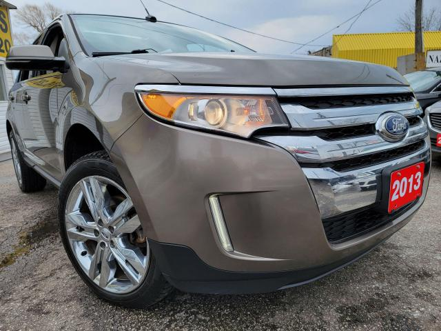 2013 Ford Edge Limited/AWD/LEATHER/NAVI/CAMER/ROOF/LOADED/ALLOYS