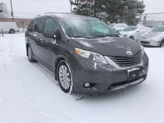 Used 2011 Toyota Sienna XLE,LEATHER,B/U,CAM,S/R,P/DRS,SAFETY+3yers warrant for sale in Toronto, ON
