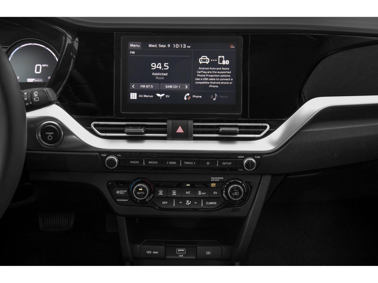 2020 Kia NIRO EV SX Touring