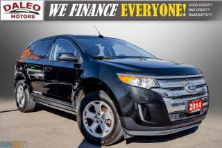 Used 2014 Ford Edge SEL /  BACK UP CAM / HEATED SEATS / NAV / for sale in Hamilton, ON