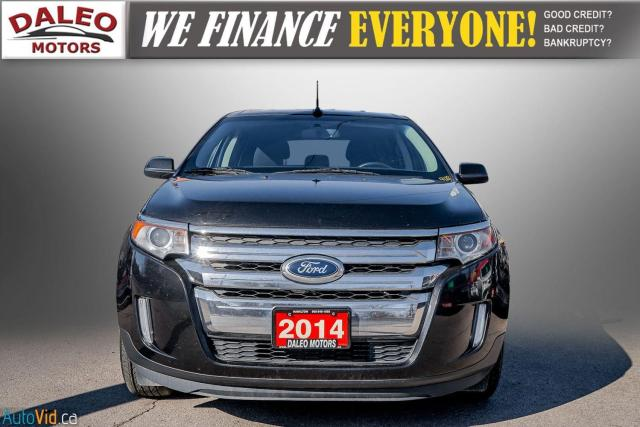 2014 Ford Edge SEL /  BACK UP CAM / HEATED SEATS / NAV / Photo3