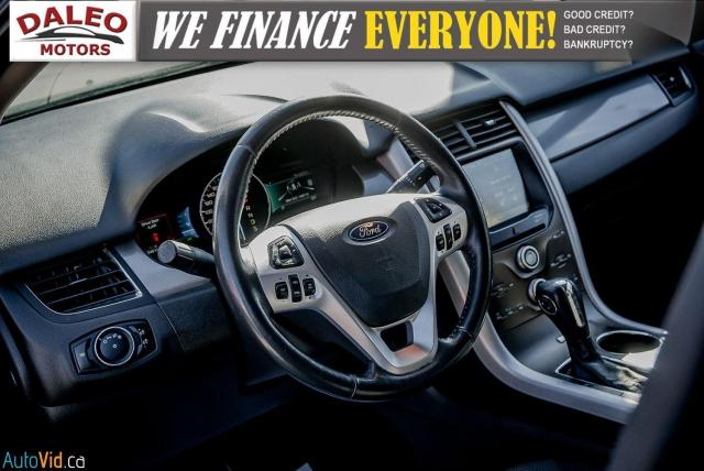 2014 Ford Edge SEL /  BACK UP CAM / HEATED SEATS / NAV / Photo18