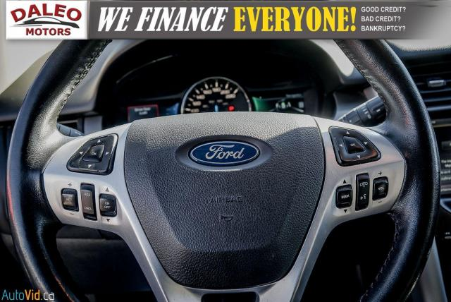 2014 Ford Edge SEL /  BACK UP CAM / HEATED SEATS / NAV / Photo20