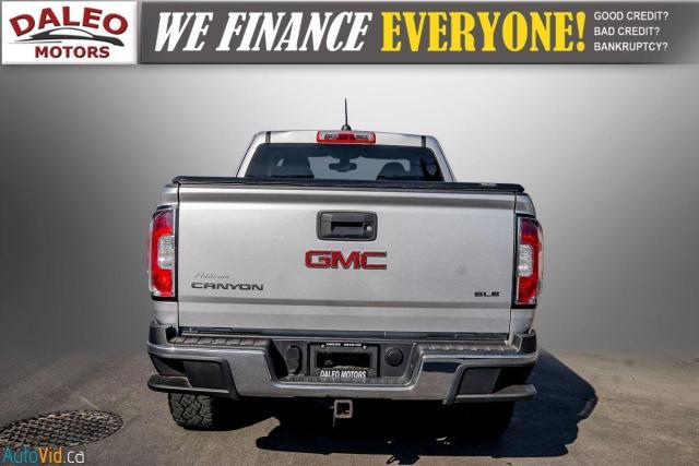 2015 GMC Canyon SLE / 4X4 /  BACK UP CAM / REMOTE START / HITCH Photo7