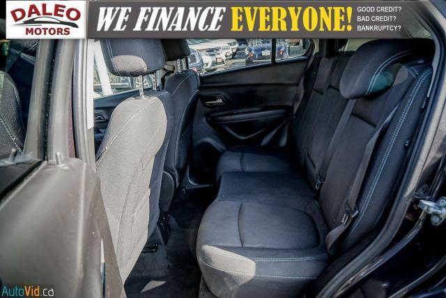 2015 Chevrolet Trax LT / NAVI / BUCKET SEATS /  WIFI HOTSPOTS Photo12