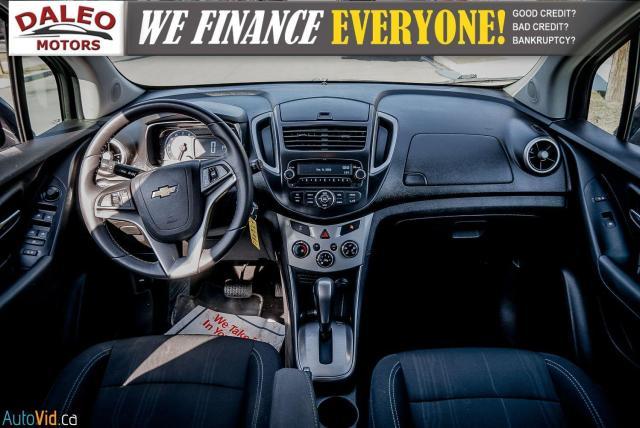 2015 Chevrolet Trax LT / NAVI / BUCKET SEATS /  WIFI HOTSPOTS Photo13