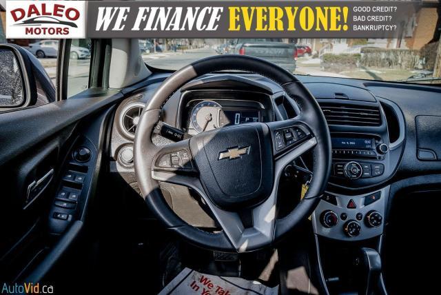 2015 Chevrolet Trax LT / NAVI / BUCKET SEATS /  WIFI HOTSPOTS Photo14