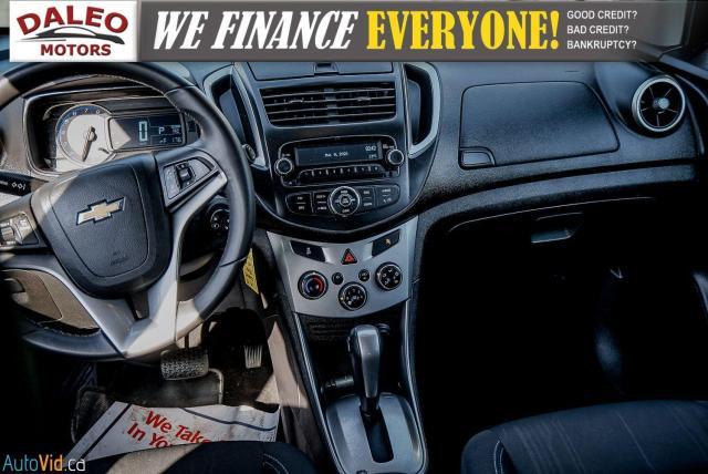 2015 Chevrolet Trax LT / NAVI / BUCKET SEATS /  WIFI HOTSPOTS Photo15