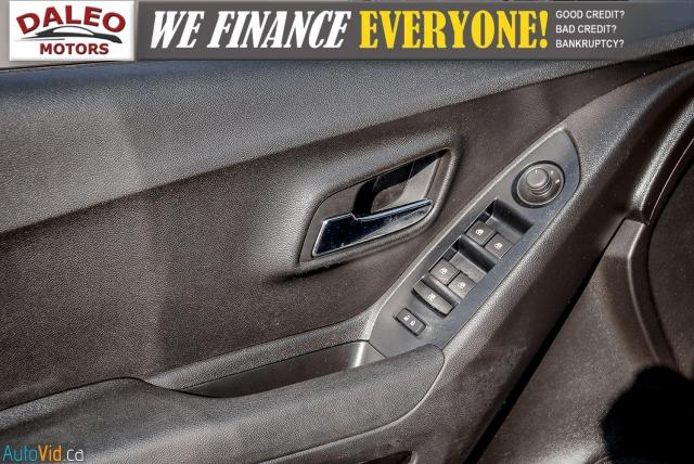 2015 Chevrolet Trax LT / NAVI / BUCKET SEATS /  WIFI HOTSPOTS Photo16
