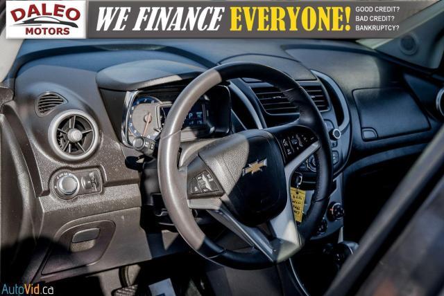 2015 Chevrolet Trax LT / NAVI / BUCKET SEATS /  WIFI HOTSPOTS Photo17